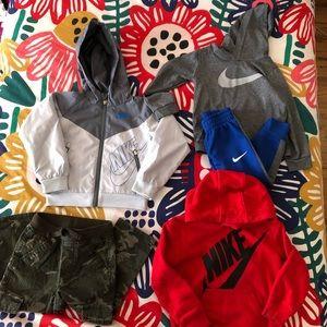 Toddler Boy Nike Bundle 2T
